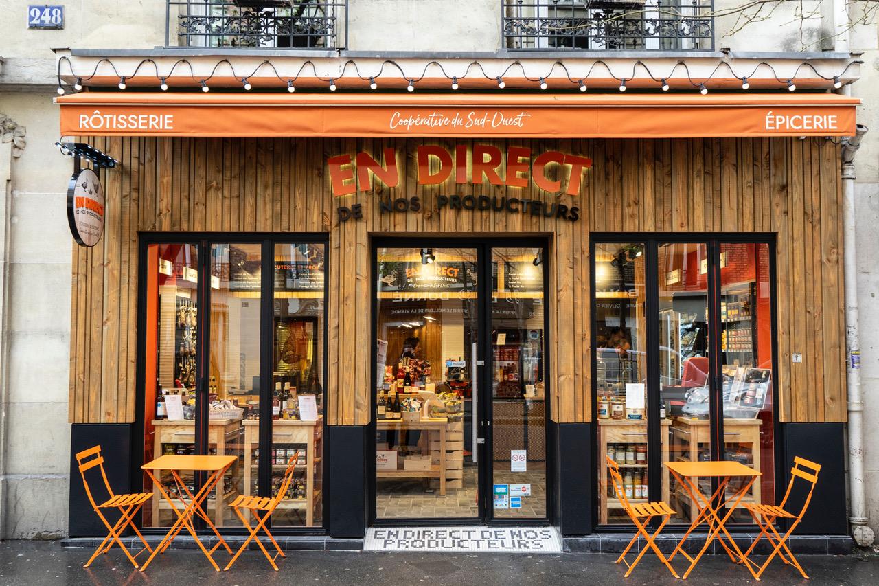 Boutique de Paris XV°